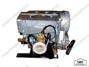 Двигатель 110502600ЗЧ (РМЗ-640-34) в упаковке