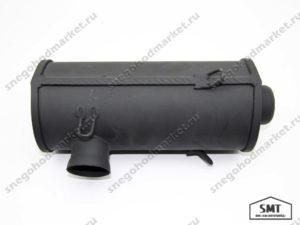 Глушитель выпуска 110401100 нового образца Буран