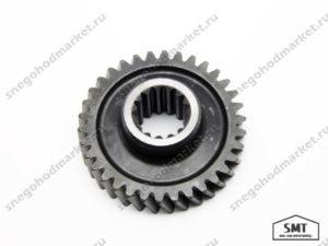Шестерня пониженной передачи вторичного вала КПП Z33, сталь (172214-800-0000) LU079996