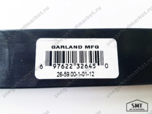Склизы BRP №26-59.00-1-12 графит (Garland, USA)