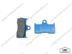 Тормозные колодки (задние) для квадроцикла CF MOTO X8