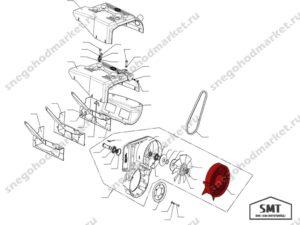 Воздухозаборник C40500004
