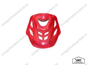Капот Варяг 550V красный вид 1