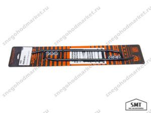Коньки лыж Woodys ESD3-8150-1 Ski-Doo Extender Trail 3 Series Runner 4 60 Degree Carbide