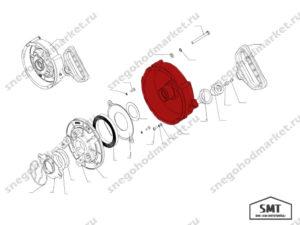 Корпус 110500250 схема Буран