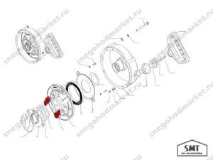 Кулачок 110500270 схема Буран
