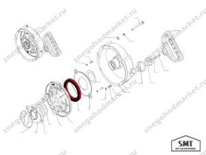 Пружина 110500247 схема Буран