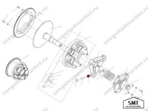 Ролик C40600407 Сафари схема