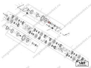 Шайба 110200607 схема Буран