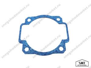 Прокладка 110501192 (2-х канального цилиндра) Буран (синяя)