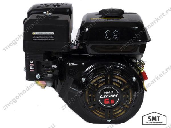 Двигатель Lifan 168F-2 (6,5 л.с.)